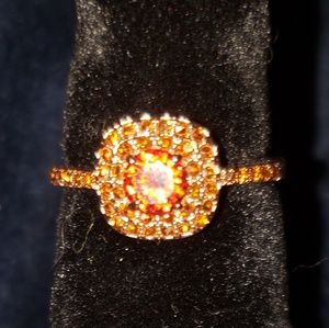 Jewelry - Red stone ring